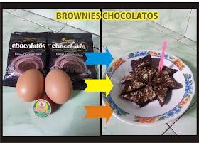 Resep Brownis Chocolatos Simpel dan Enak