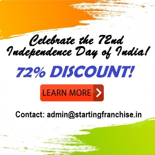 SF Independence Day Offer
