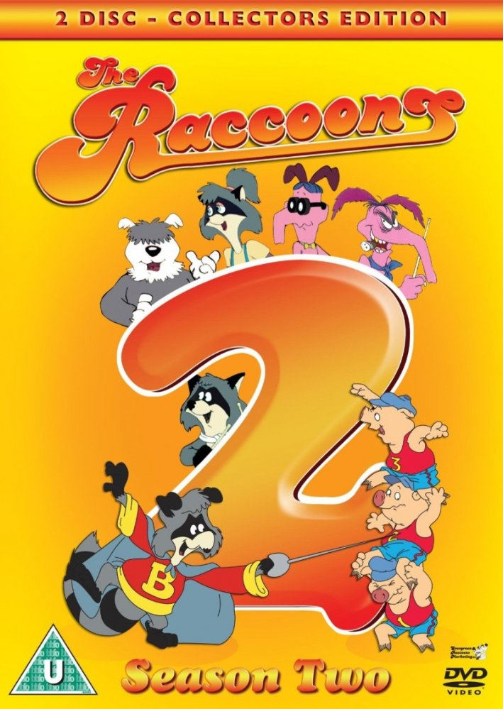 The Raccoons - Season 1