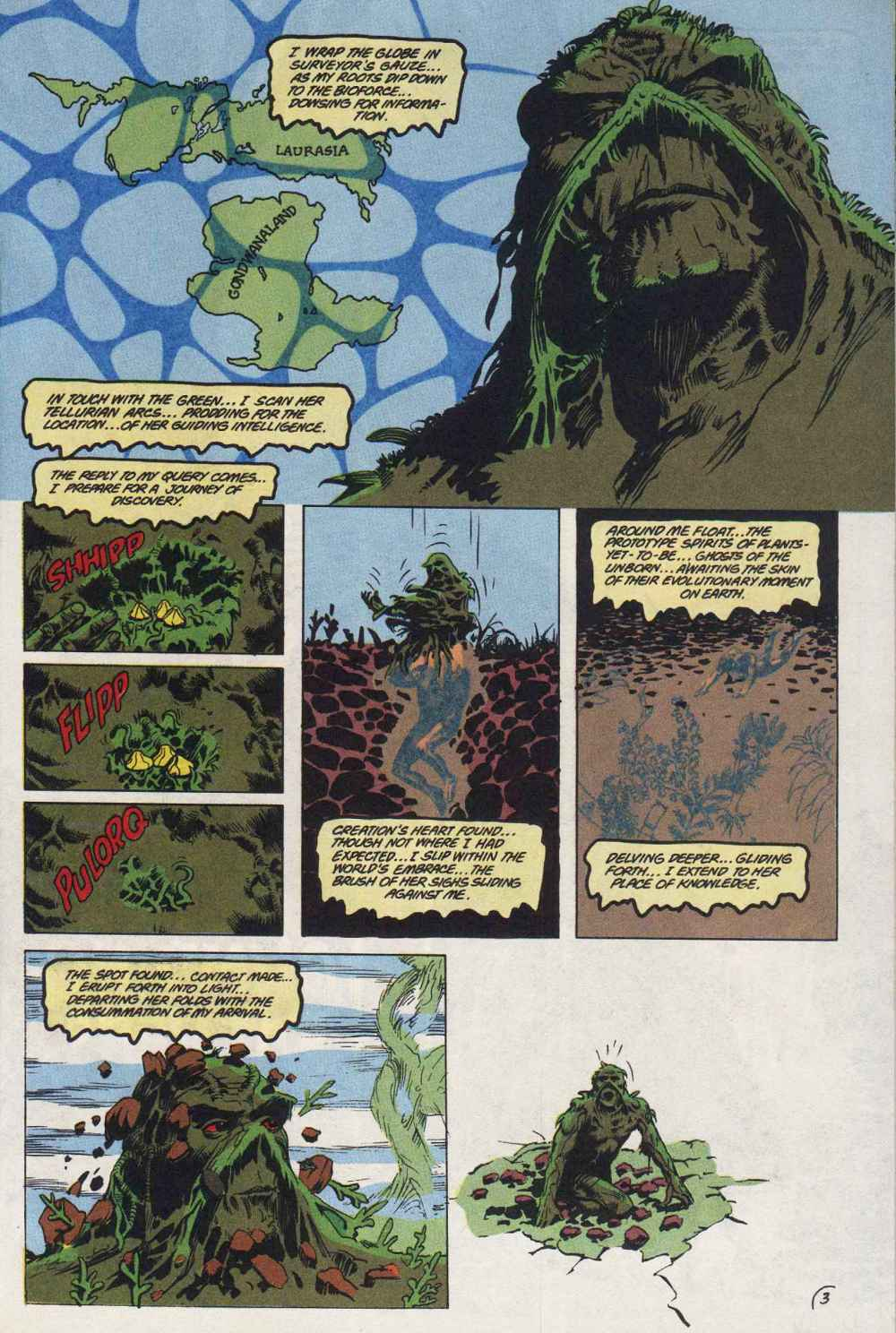 Swamp Thing (1982) Issue #89 #97 - English 4