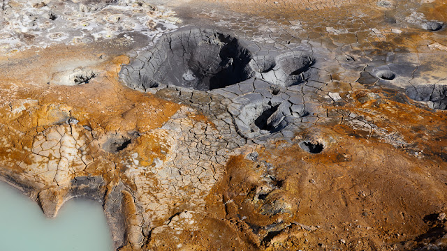 Geothermal area for Tourism in Iceland