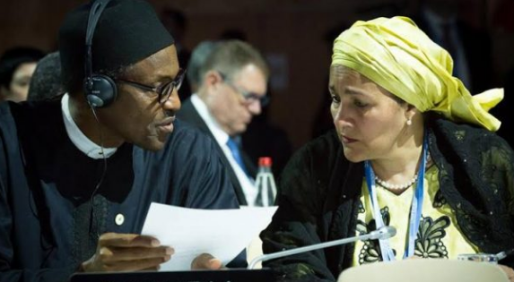 A Woman Will Rule This Nigeria After Buhari - Amina Mohammed