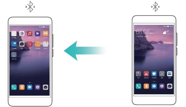 Usare Huawei come modem Bluetooth