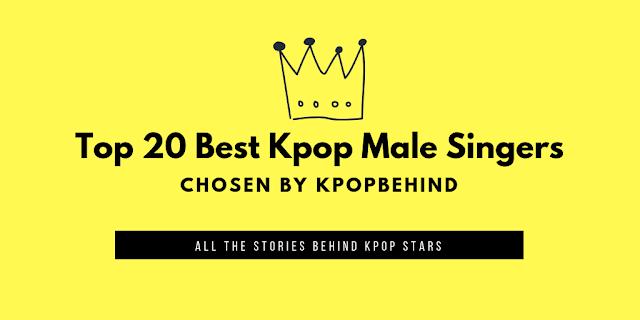 top 20 best kpop male singers