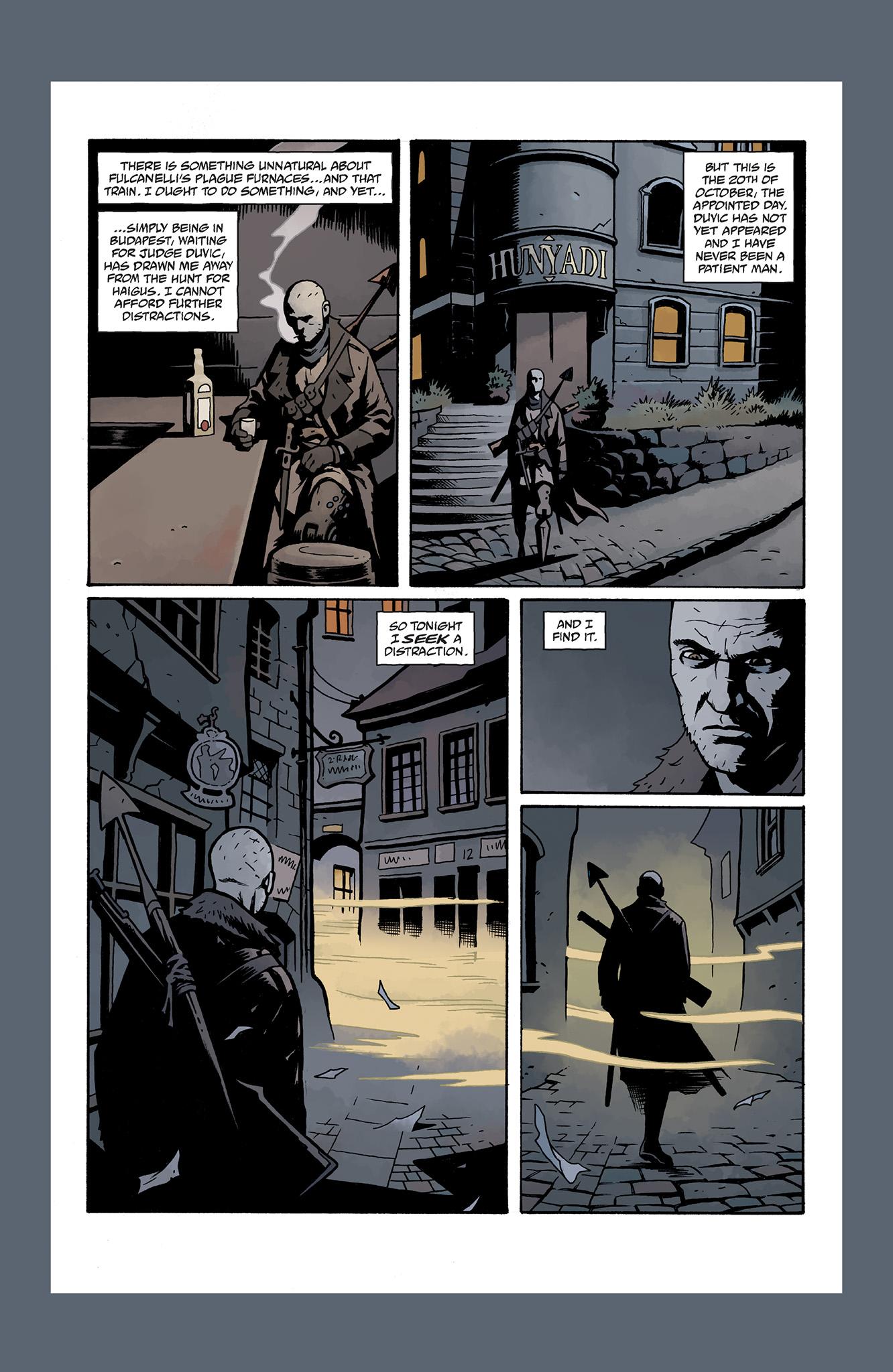 Read online Abe Sapien comic -  Issue #5 - 28