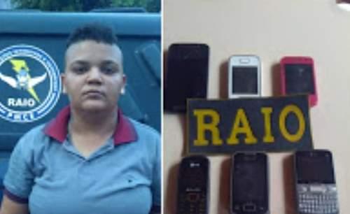 Prisão por tráfico de drogas em Aracati-Ce
