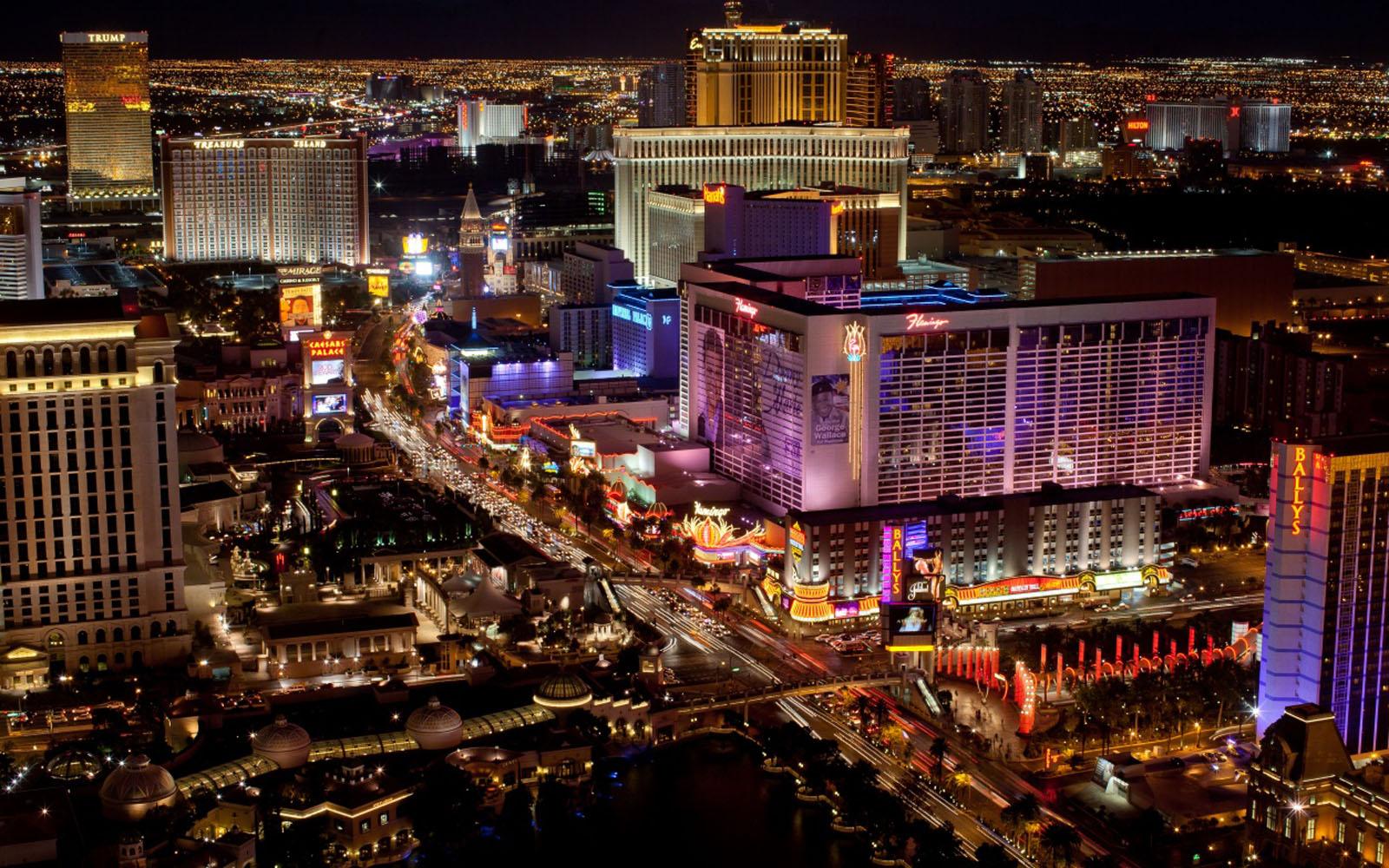 Picture Of The Strip Las Vegas: Wallpapers: Las Vegas Wallpapers