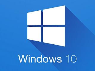 Aktivasi Windows 10 + Serial Number