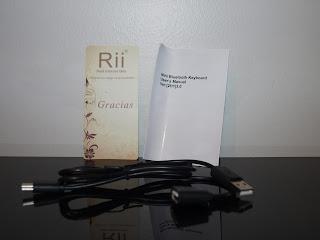 Análise Rii i8+ e Rii K02+ 6