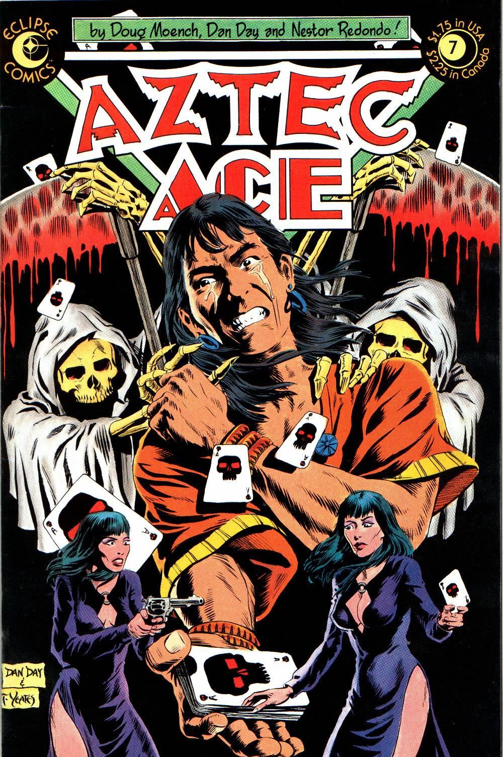 Aztec Ace 7 Page 1