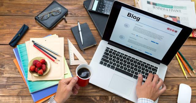 Hanya Dengan Blogging, Bisa Membuahkan Juta-an Rupiah Cuma dari Rumah