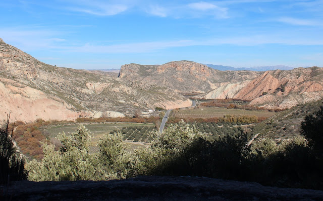 Paisajes de la comarca de Guadix