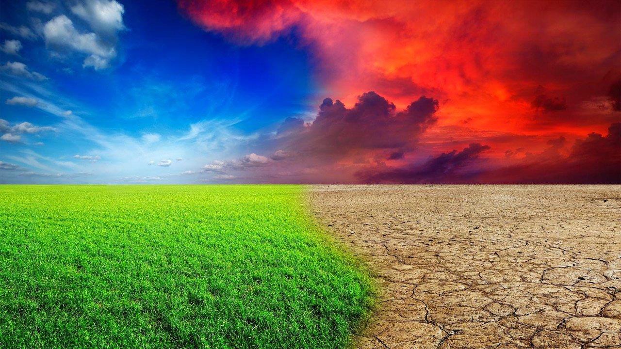 Científicos confirman que la propia Tierra «trata de evitar» el cambio climático
