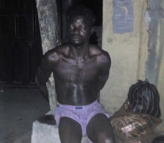 armed robber misses road oyingbo lagos