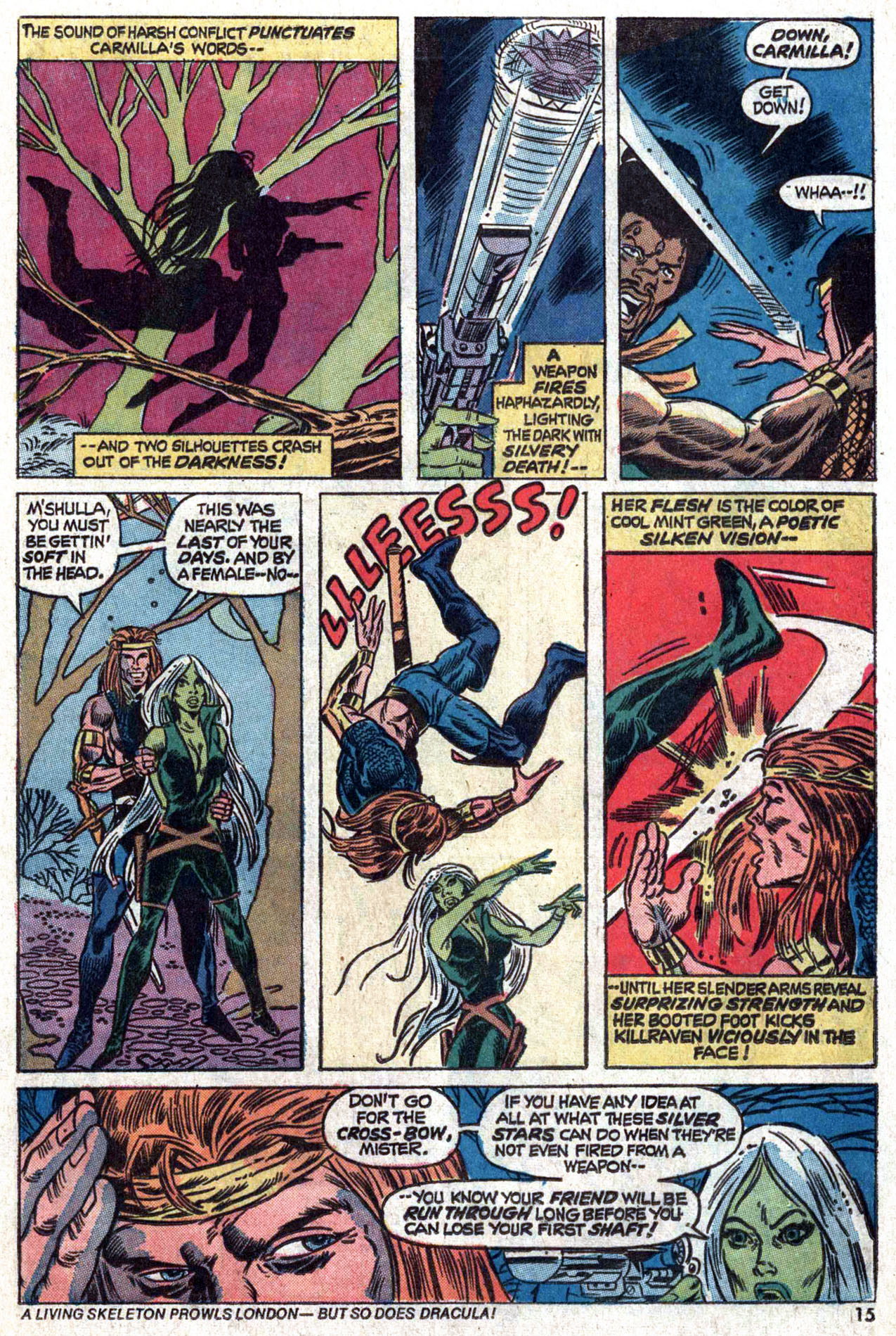 Read online Amazing Adventures (1970) comic -  Issue #22 - 15