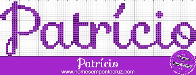 Nome Patrício em Ponto Cruz