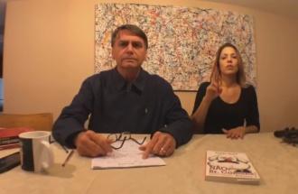 """ASSISTA O VÍDEO!! Bolsonaro: """"quem tem de ensinar sobre sexo é mamãe e papai"""""""