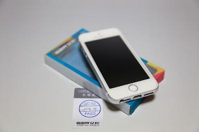 iPhone SE バンパーケース