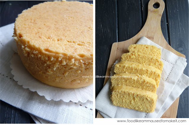 Mealie Cake Recipe With Sweet Corn