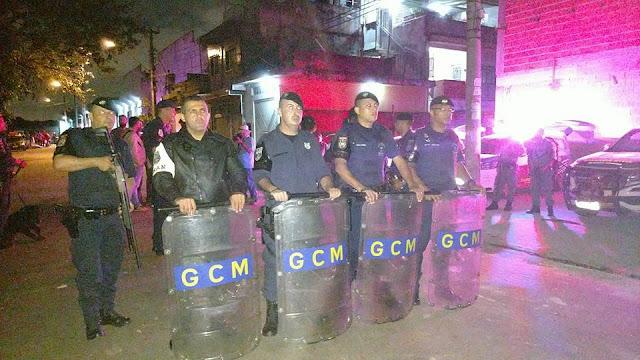 Ação rápida da GCM expulsa elementos do MTST, 20 horas após invasão em Guarulhos