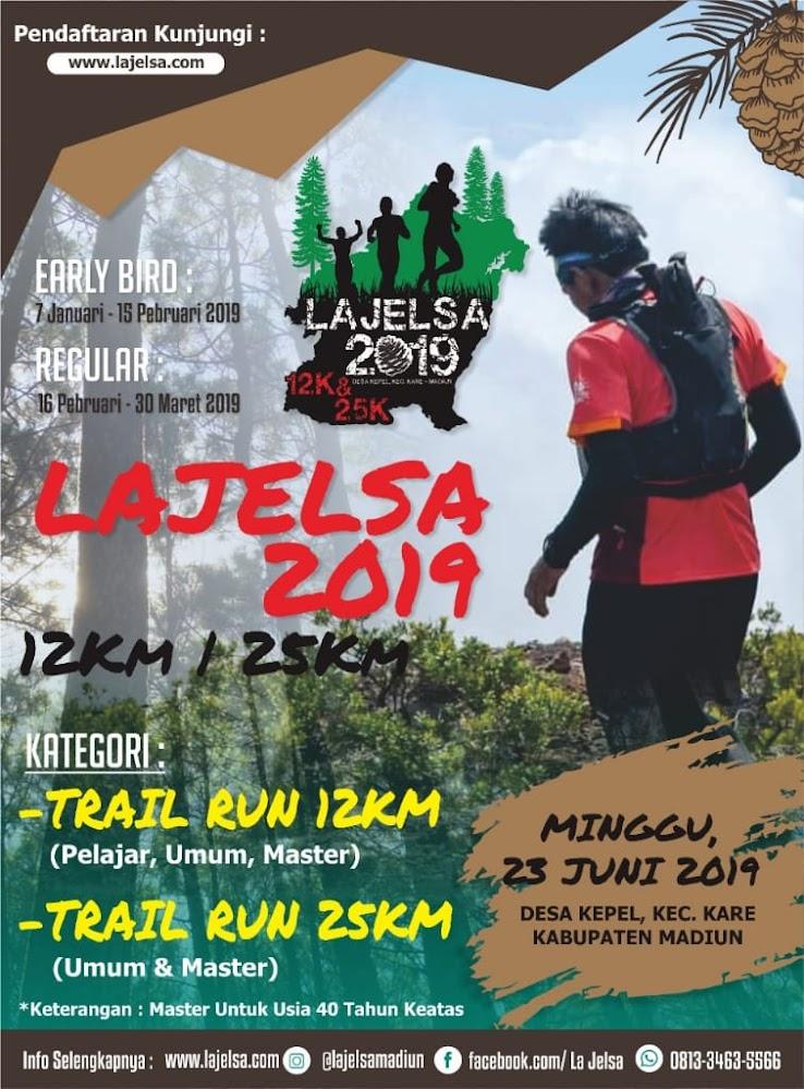 Lari Jelajah Desa / La Jelsa • 2019