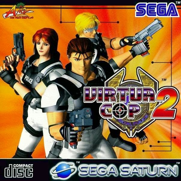 Virtua Cop 2 Download Full Version Game For PC