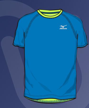 Camiseta Cursa Vila Ollimpica 2016