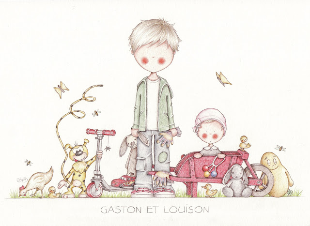 Celine Bonnaud Illustratrice Jeunesse