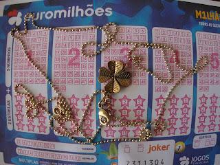 amuleto da sorte para euromilhões