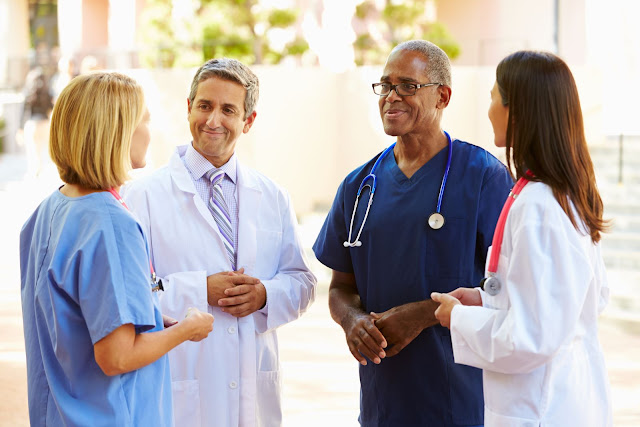 Stress in nursing profession