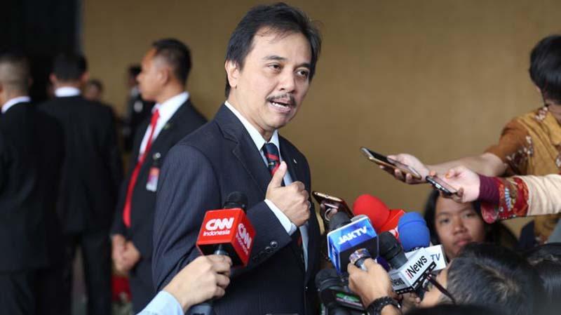 Muncul Petisi Copot Anies, Roy Suryo: Jangan-jangan Ulah Buzzer Bayaran