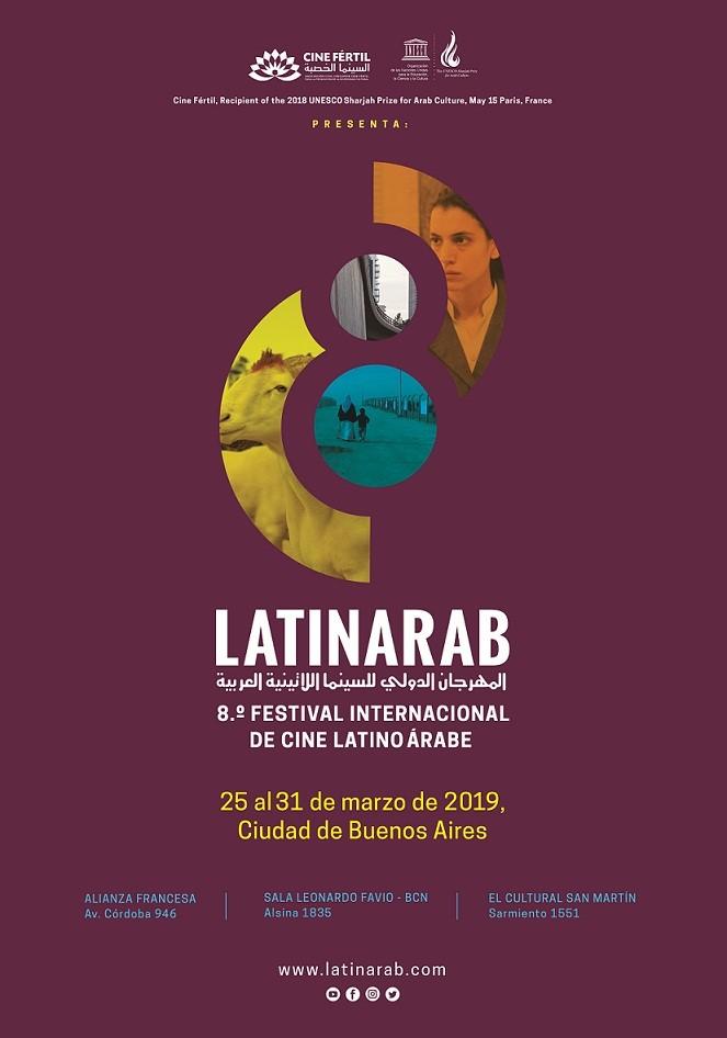 b87adfe6607 Rayo Verde  8° FESTIVAL INTERNACIONAL DE CINE LATINO ÁRABE