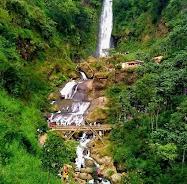 Curug Siwungkal Desa Purbo Bawang