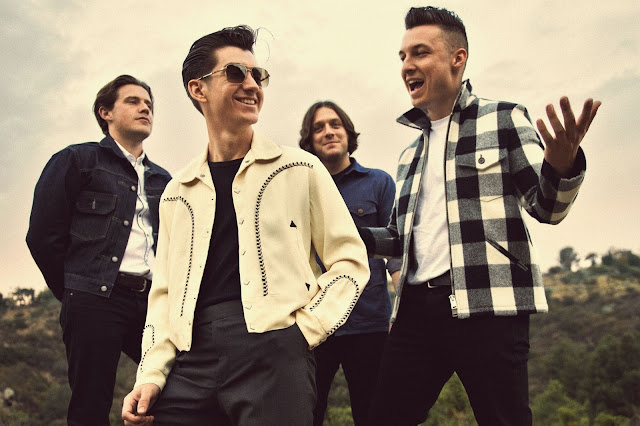 Arctic Monkeys ya trabajan en nuevo disco