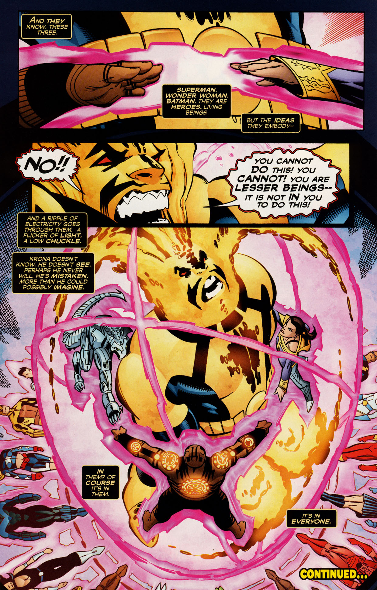 Read online Trinity (2008) comic -  Issue #48 - 26