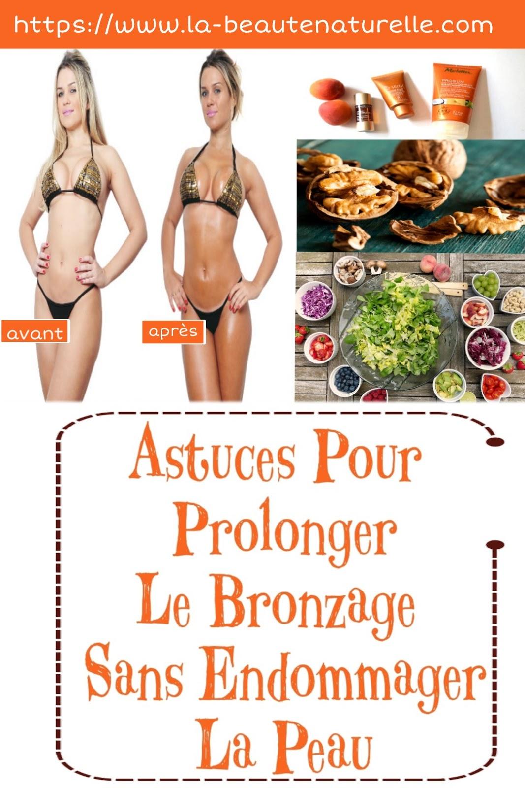 Astuces Pour Prolonger Le Bronzage Sans Endommager La Peau