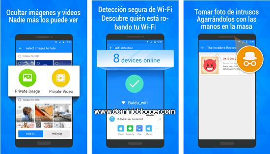 App DU Antivirus para Android