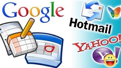 Cara Daftar Email Baru Gmail, Yahoo! dan Microsoft (Hotmail) 5