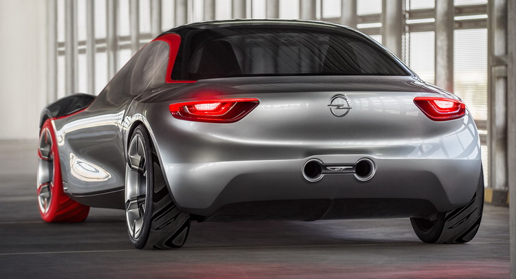 Opel GT Concept To Influence Future Models, Starting From New Insignia [w/Video]