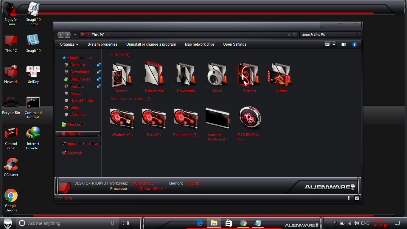 Cool Themes For Windows 8 64 Bit
