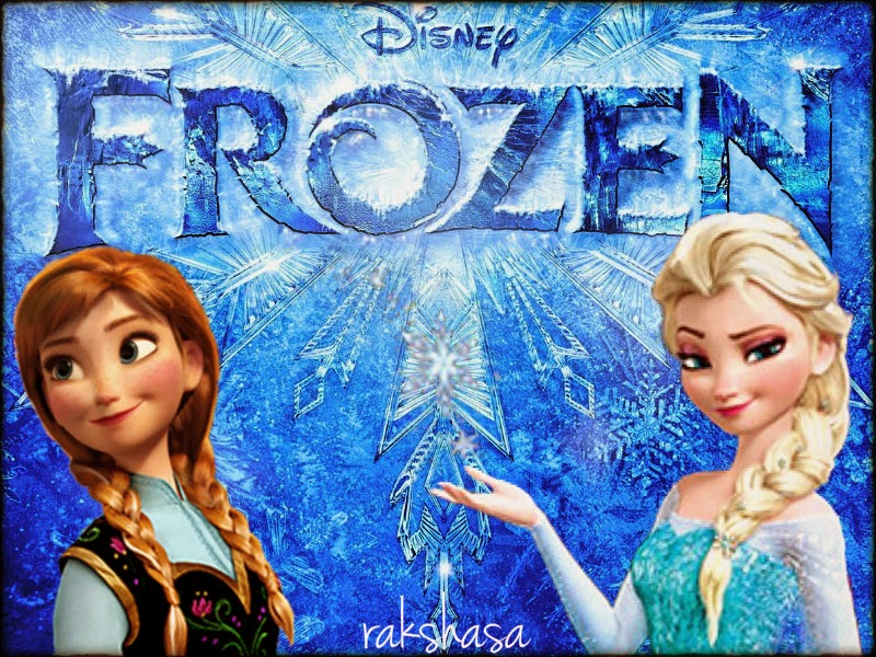 Frozen para hijas