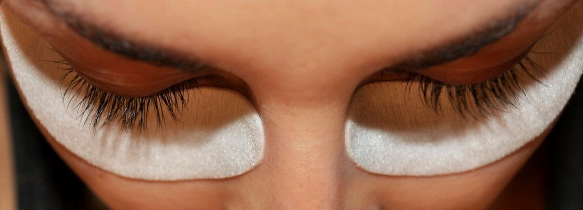 Kolagenowe płatki pod oczy L'biotica