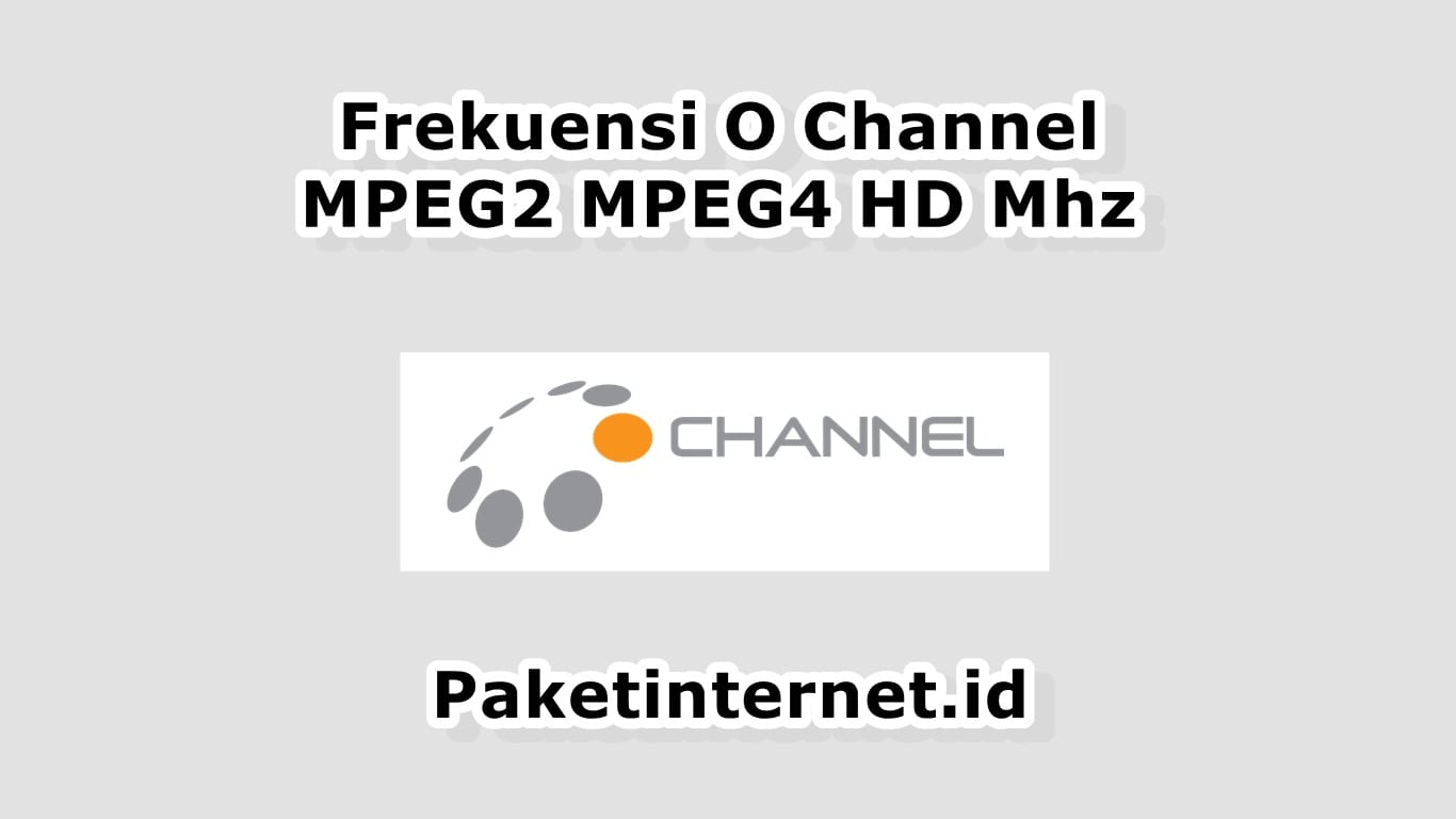 Frekuensi O Channel