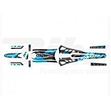 Sherco 125–250–290–300–305ST-07/09-kit Déco tracción Blackbird–78101722