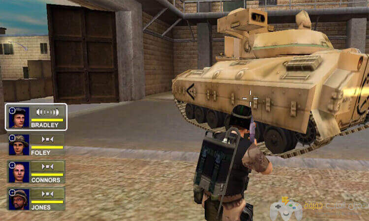 تحميل لعبة Conflict Desert Storm 2