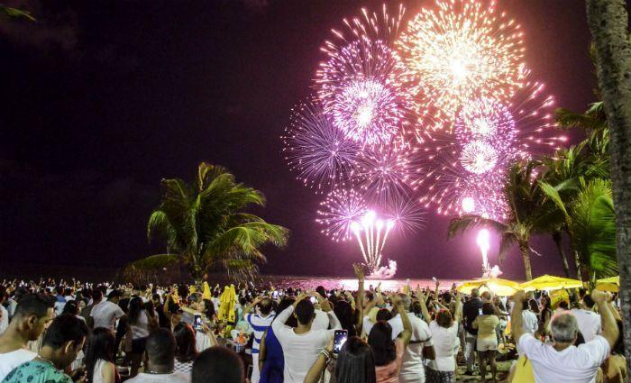 Cinco pólos irão animar o Réveillon do Recife, confira a programação