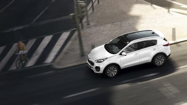 Tra i SUV del 2016, KIA Sportage disponibile con 5 motori e 5 allestimenti