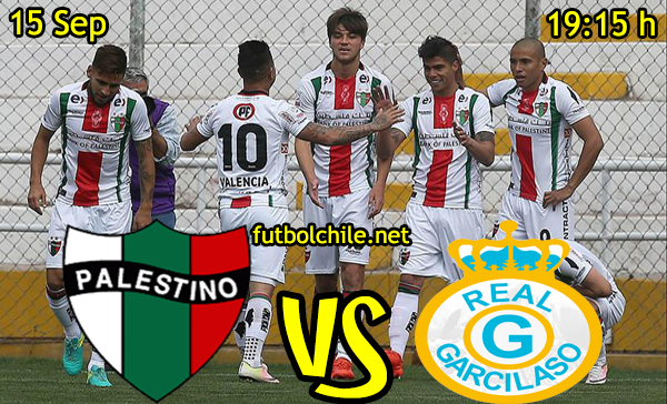 Ver stream hd youtube facebook movil android ios iphone table ipad windows mac linux resultado en vivo, online: Palestino vs Real Garcilaso