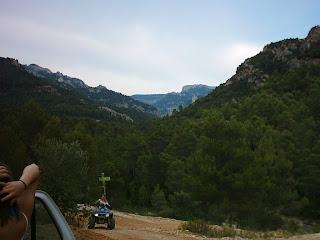Algars, Algás, toll del vidre, Arnes, Tarragona, Lo Port, 5