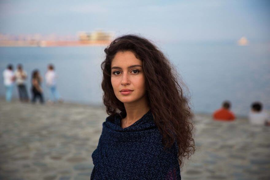 This Photographer Took Pictures Of Women From All Over The World. You'll Be Amazed By Their Beauty And Uniqueness! - Baku, Azerbaijan